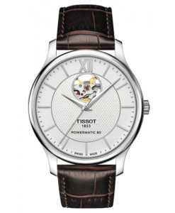 Montre Tissot Homme Tradition Powermatic 80 T0639071603800