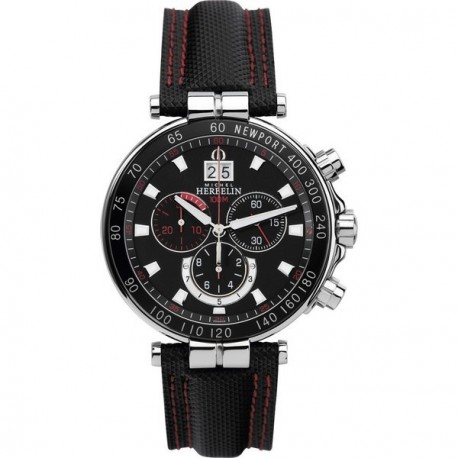 Montre Michel Herbelin Homme Newport Chronographe 36655/AN44